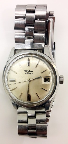 Wyler Watch - Above 60 Years Old