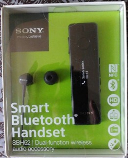 Sony Bluetooth Handset