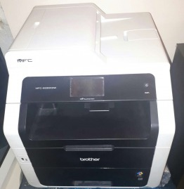 Brother MFC-9330CDW LED Multifunction Printer - Color - Plain Paper Print