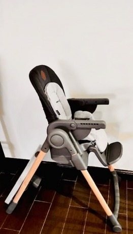 MAXI COSI Minla High Chair Essential Graphite