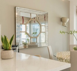 The One Deco style mirror