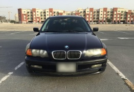 2001 BMW 320i, Japan Specs, 2.2l, 168 BHP In Excellent Condition For Sale