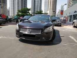 NISSAN MAXIMA - 2010 - GCC - TOP OF THE LINE