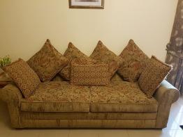 Home Centre Sofa Set 3+2+2