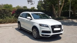 Audi Q7 S-Line in immaculate condition for sale - 39,000 kms only & 2013 March registration