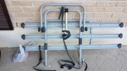 Bike rack for back of car