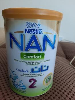 Brand New Nan Comfort 2 Formula
