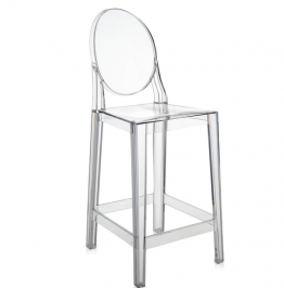 Kartell Design 4x Stools One More Collection