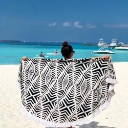 Handmade Mandala Beach Towels