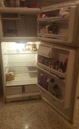 Ge Refrigerator 3 star Made in USA , In immaculate condition for sale