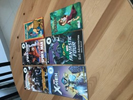 Ninjago/ Star Wars/ marvel/ Disney books for sale
