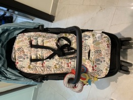 Mamas and Papas easy fold travel stroller