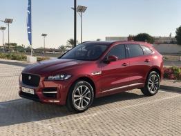 Jaguar F-Pace, R-Sport 2018 model