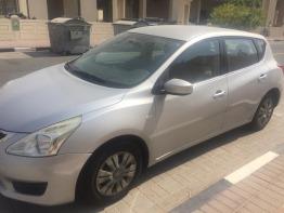 2014 Nissan Tiida 1.6l