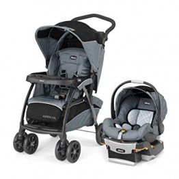 Like new gently used  Chicco Cortina car seat and stroller