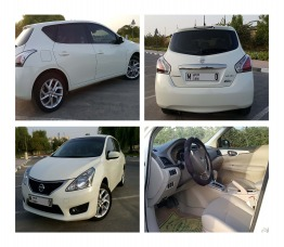 Nissan TIIDA 1.8 (2014) for Sale - Low Mileage