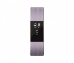 Fitbit Charger 2 Rose Gold  Large