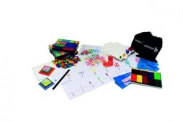 Maths Education Numicon: Firm Foundations Starter Group KIT Used in Schools by Teachers
