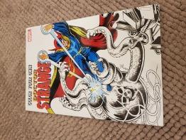 NEW Doctor Strange( Marvel) coloring book