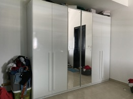 Large 6 door wardrobe