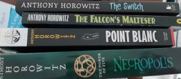 Anthony Horowitz books