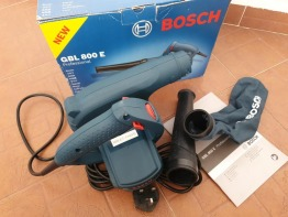 BOSCH GBL 800 E Professional Blower with Dust Extraction For Sale