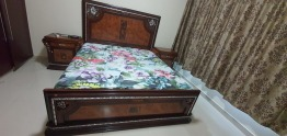 Pan Emirates King Size Bed with Dresser