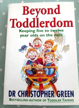Beyond Toddlerdom advice for parents