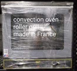 Fryer & Oven