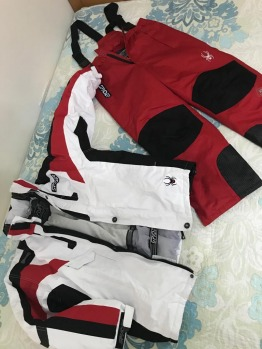 Ski suits for kids