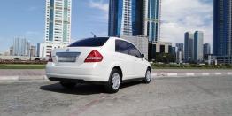 Nissan tiida lady driven/GCC
