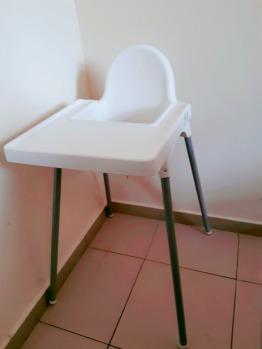 IKEA feeding baby chair