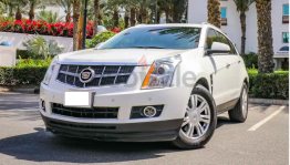 2012 Cadillac SRX 87.000 Km Excellent