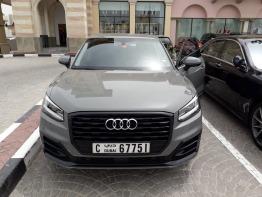 Audi Q2 Oct 2017 1 Lady Owner