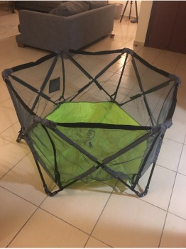 Foldable playpen for sale