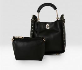 Gorgeous stadded bag