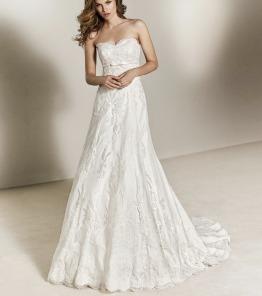 Wedding Dress - from Pronovias - Never Worn