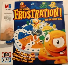 MB Games Frustration