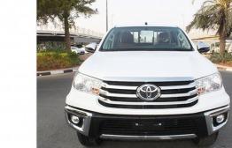 Toyota Hilux 2019 GCC