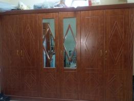 Wardrobe 6 door