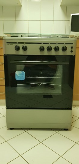 Brand new cooking range from WolfPower. 60x60