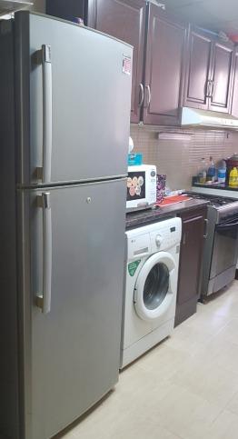 Fridge, Washing machine, Cooking Range