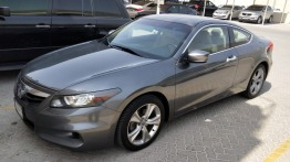 Honda Accord Coupe 2012 for Sale!