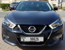 Maxima SR Midnight Edition in excellent condition only 1 year old.