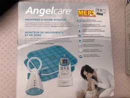 Baby Breathing and Movement Monitor Angel Care