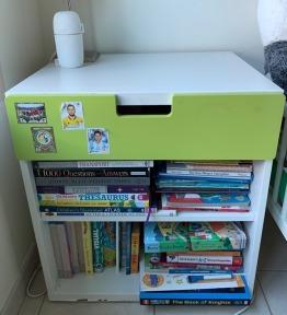 IKEA Children's bookshelf and storage unit