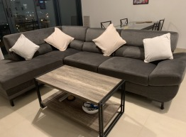 1 year old sofa for sale in perfect condition