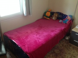 Bed for children from 3-13 years old