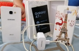 Samsung Galaxy A7 (2016) 16GB White LTE