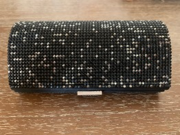 Elegant Swarovski Evening Clutch